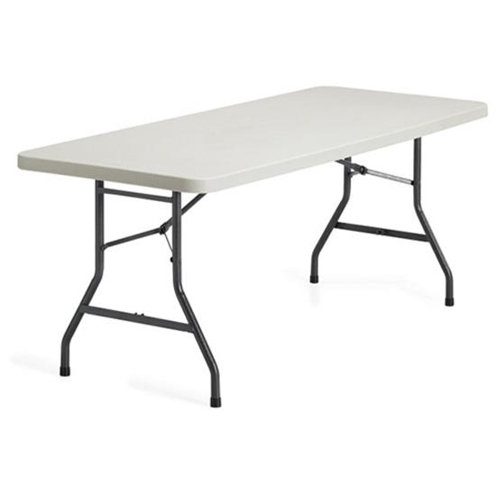 8′ Rectangular Folding Table