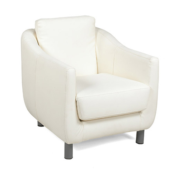 Empire Chair - White