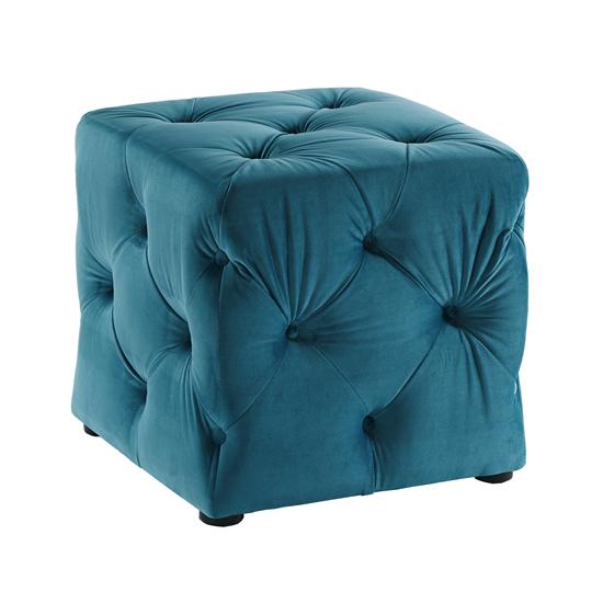 Luxe Tropical Splash Cube