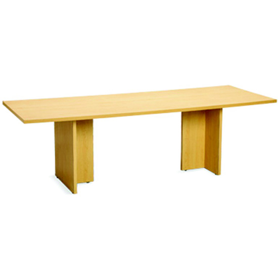 6′ Conference Table - Maple