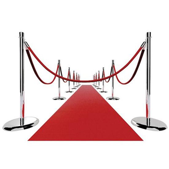 20′ Red Carpet